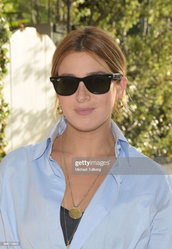 Jamie Mizrahi attends the Beats By Dre for Violet Gray party on July 11, 2018 in West Hollywood, California.