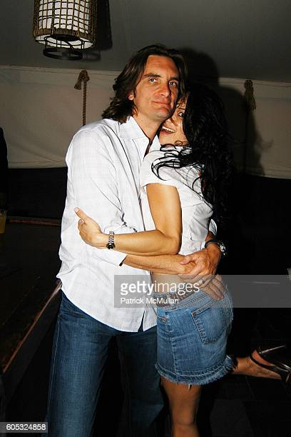 Jamie Mulholland and attend DJ Cassidy and Fonzworth Bentley Host BUNNY CHOW Sunday at CAIN Southampton Club on May 28 2006 in Southampton NY