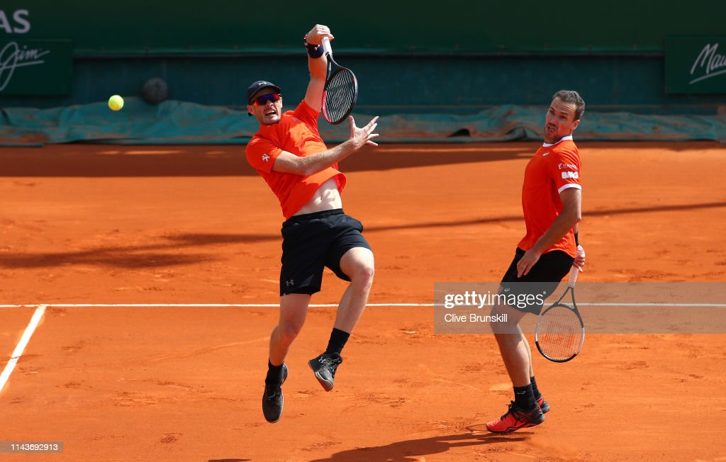 MCO: Rolex Monte-Carlo Masters - Day Six