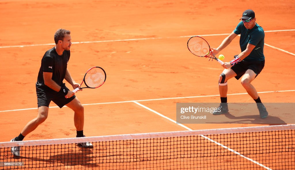 2018 French Open - Day Seven : ニュース写真