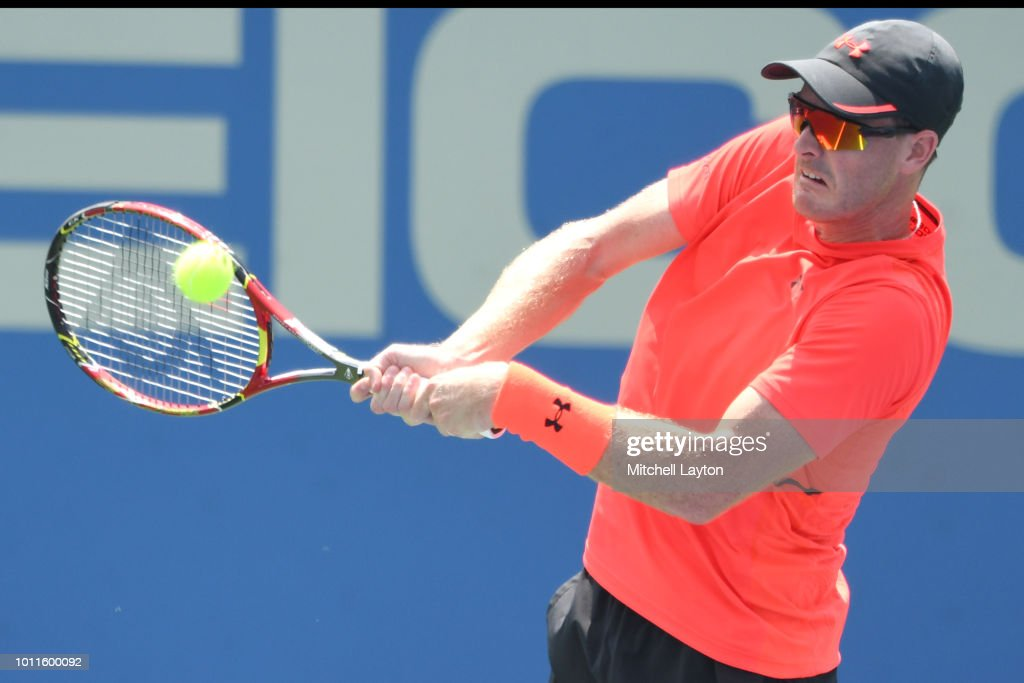 Citi Open- Day 9 : News Photo