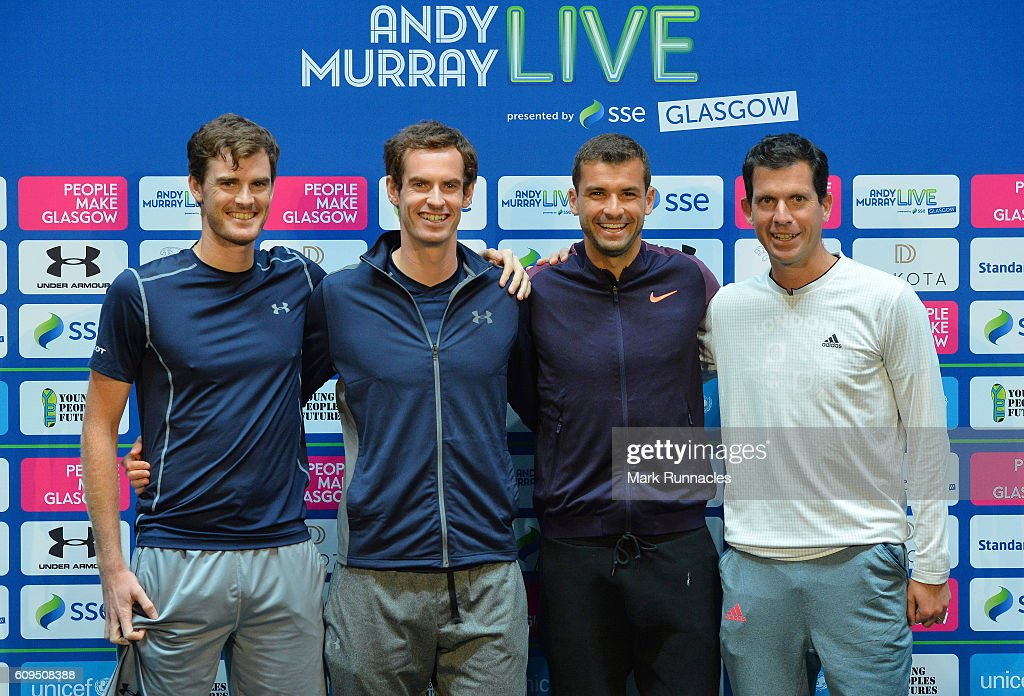 Andy Murray Live presented by SSE