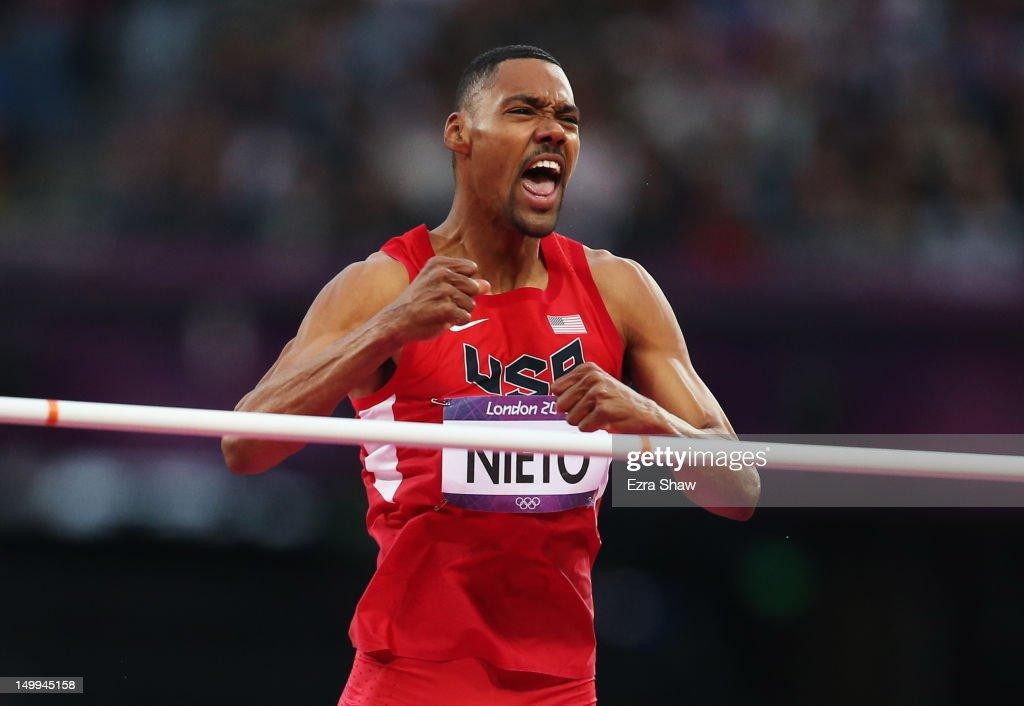 Olympics Day 11 - Athletics : News Photo