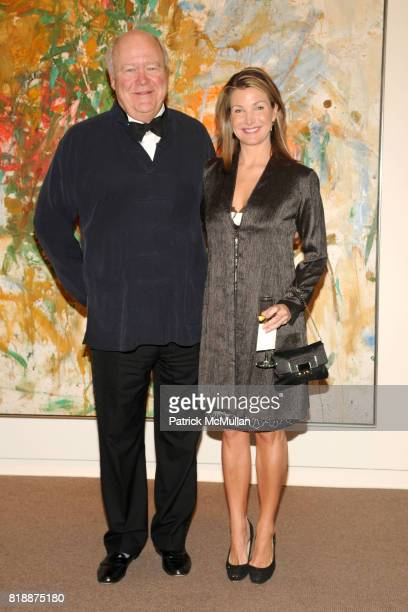 Jamie Niven and Eliza Osborne attend ALZHEIMER'S DRUG DISCOVERY FOUNDATION Presents The Fourth Annual Connoisseur's Dinner at Sotheby's on April 29...