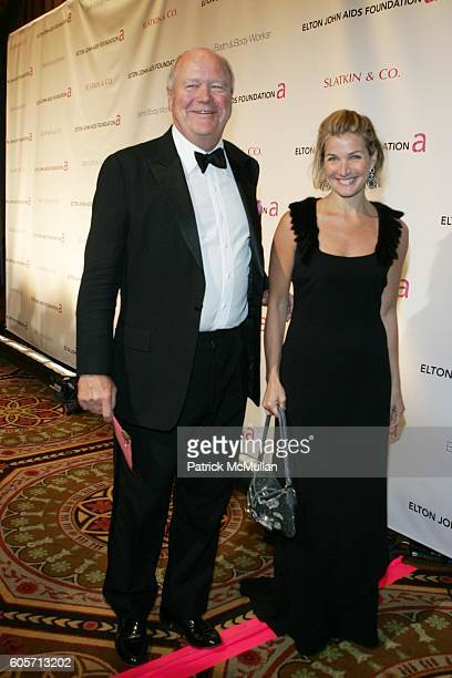 Jamie Niven and Eliza Osborne attend An Enduring Vision Fifth Annual Benefit for the Elton John Aids Foundation at WaldorfAstoria on October 3 2006...