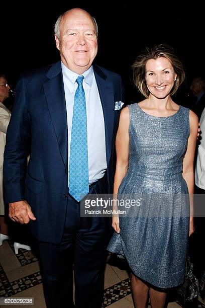 Jamie Niven and Eliza Osborne attend PARTNERSHIP FOR PUBLIC SERVICE Gala Dinner to Honor Commisioner RAYMOND KELLY at Cipriani 42nd Street on June 24...
