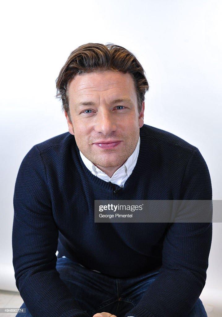Indigo Exclusive: Private Screening With Celebrity Chef Jamie Oliver : News Photo