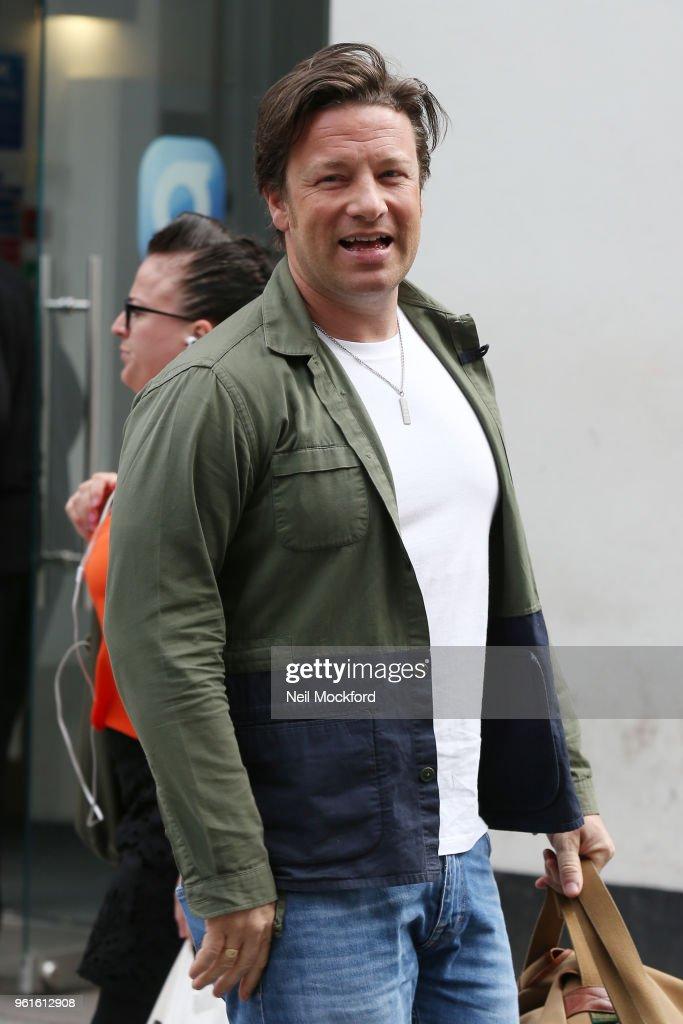 London Celebrity Sightings -  May 23, 2018