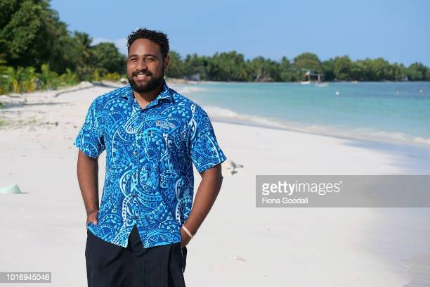 Jamie Ovia Climate Mitigation and Policy Advisor to the Tuvalu Government says his nation sees a lot of effects from climate change but they are...
