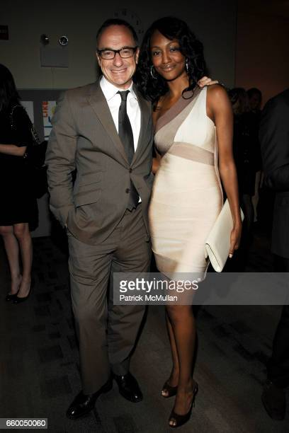 Jamie Pallot and Nichole Galicia attend WELCOME TO GULU EXHIBITION AND BENEFIT ART SALE ANTIHUMAN TRAFFICKING INNITIATIVE at The United Nations on...