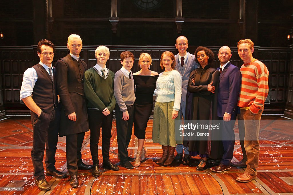 """""""Harry Potter & The Cursed Child"""" - Press Preview - Backstage"""