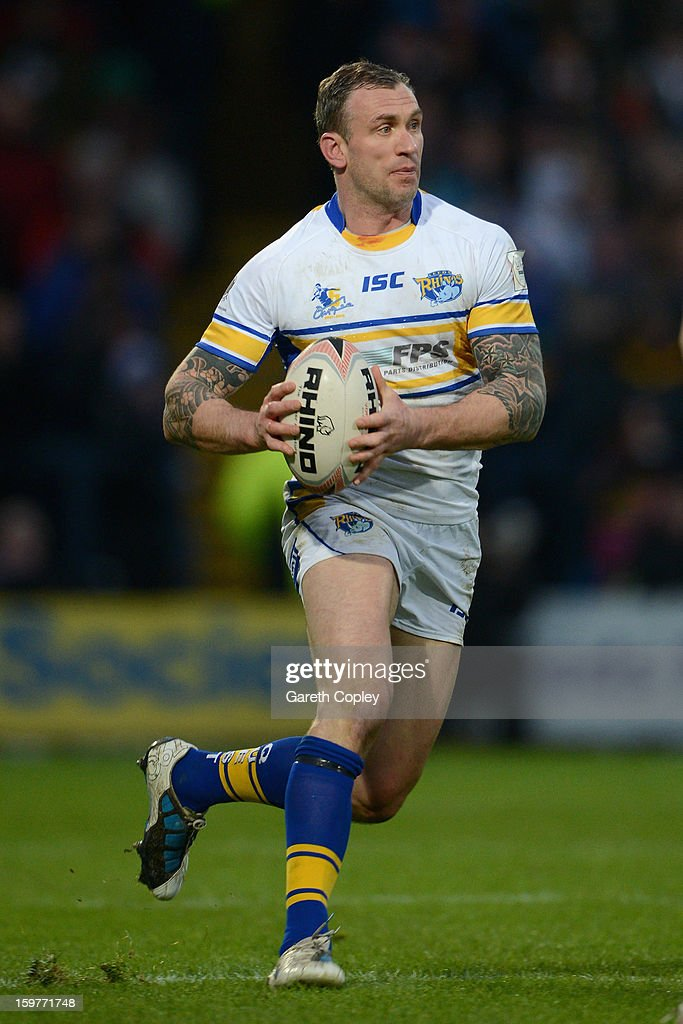 Leeds Rhinos v Bradford Bulls