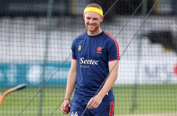 GBR: Essex County Cricket Club Training Session