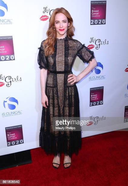 Jamie Ray Newman arrives at the 17th Annual Les Girls at Avalon on October 15 2017 in Hollywood California