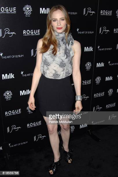 Jamie Ray Newman attends THE ART OF ELYSIUM SECOND ANNUAL GENESIS EVENT SPONSORED BY ROGUE PICTURES PAIGE DENIM COFFEE BEAN TEA LEAF AND MILK STUDIOS...