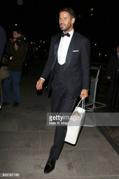 Jamie Redknapp attending the GQ awards on September 5 2017 in London England