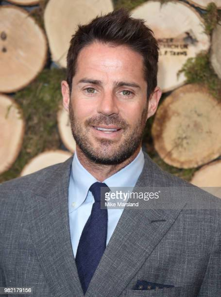 Jamie Redknapp attends the Horan And Rose Charity Event held at The Grove on June 23 2018 in Watford England