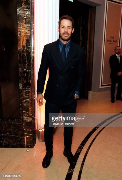 Jamie Redknapp attends the launch Party of The Biltmore Mayfair LXR Hotels Resorts and The Betterment by Jason Atherton on November 26 2019 in London...