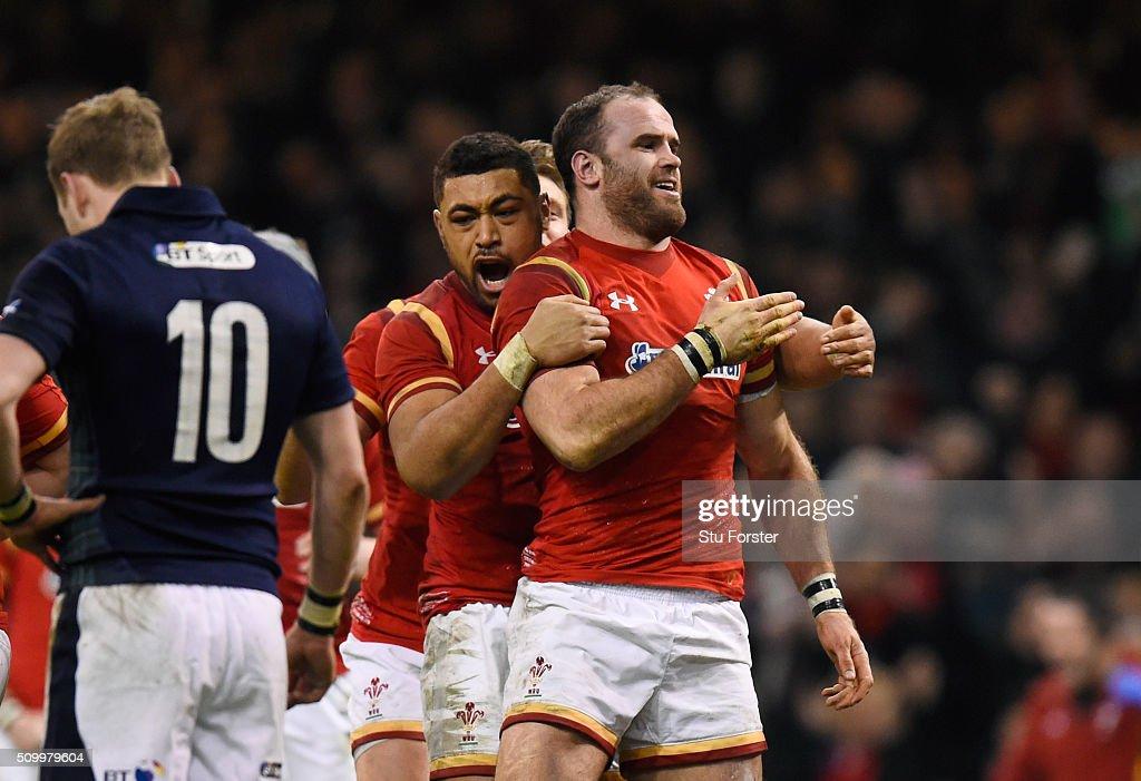 Wales v Scotland - RBS Six Nations : ニュース写真