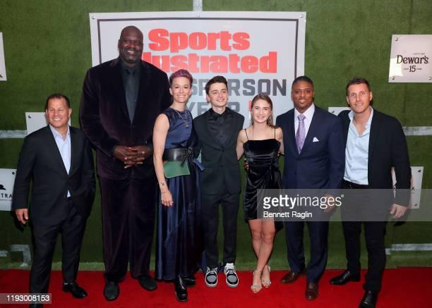 Jamie Salter Shaquille O'Neal Professional Soccer Player Megan Rapinoe Noah Schnapp Sports Illustrated Kids SportsKid of the Year Ally Sentnor...