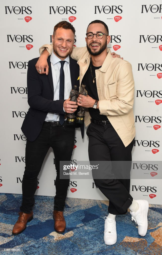 GBR: The Ivors 2019 - Winners Room