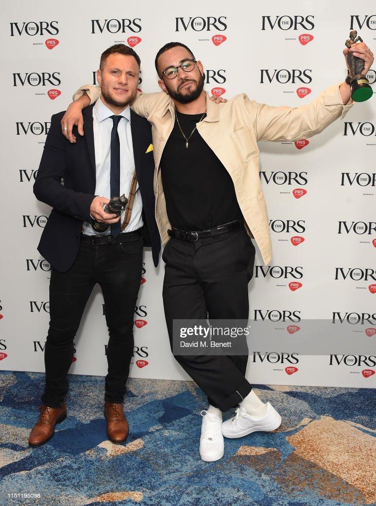 GBR: The Ivors 2019 - Winners Room