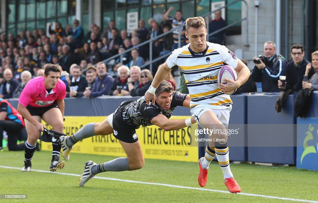 Worcester Warriors v Ospreys - Challenge Cup : News Photo