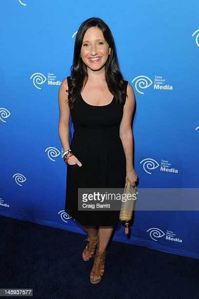Jamie Shupak attends the Time Warner Cable Media Cabletime Upfront at Yotel Hotel on June 7 2012 in New York City
