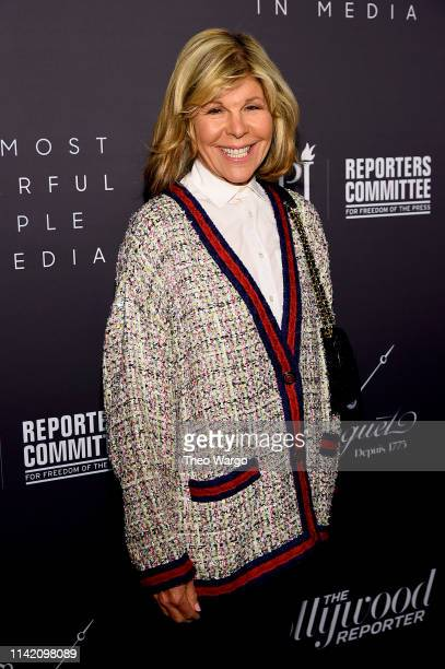 Jamie Shupak Stelter attends the The Hollywood Reporter's 9th Annual Most Powerful People In Media at The Pool on April 11 2019 in New York City