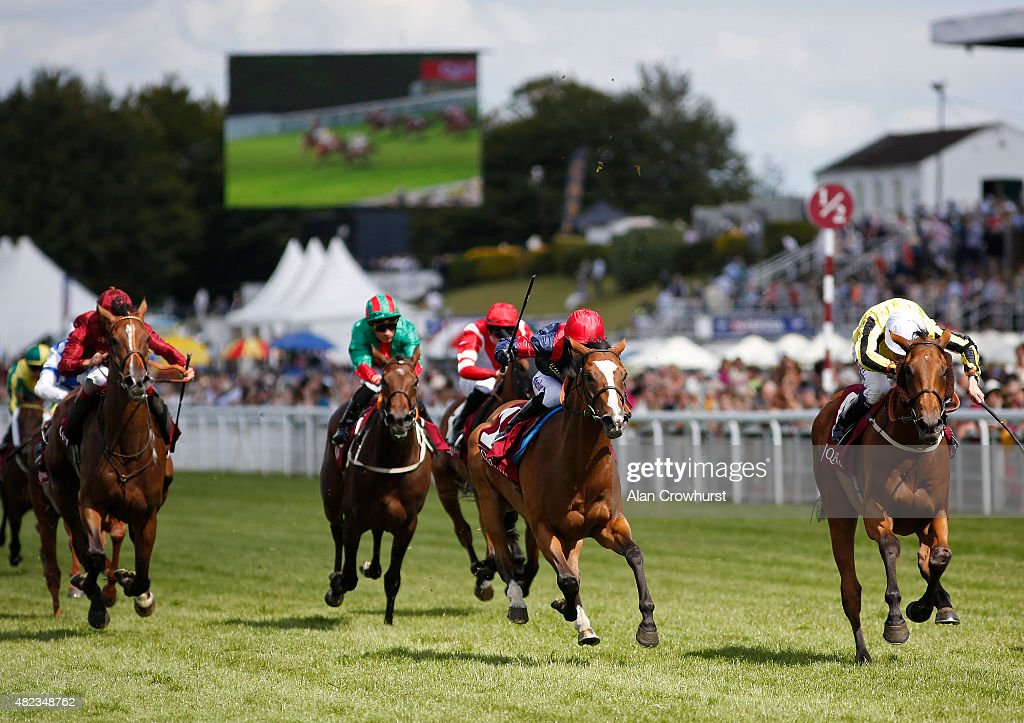 Goodwood Races : News Photo