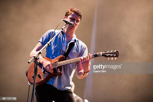 Jamie T performs live at FIB Benicassim Festival on July 17 2015 in Benicasim Spain