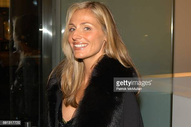 Jamie Tisch attends Calvin Klein hosts a party to celebrate Bryan Adams' new photo book American Women to benefit The Society of Memorial...