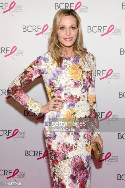 Jamie Tisch attends the Hot Pink Party hosted by the Breast Cancer Research Foundation at Park Avenue Armory on May 15 2019 in New York City