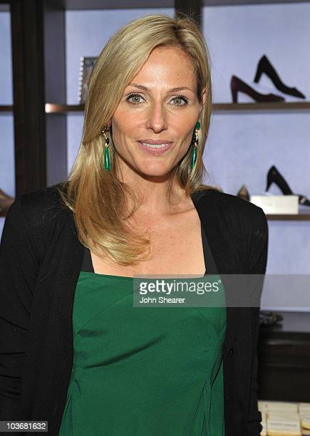 Jamie Tisch attends the launch of the Dana Davis PopUp Boutique on November 12 2009 in Los Angeles California