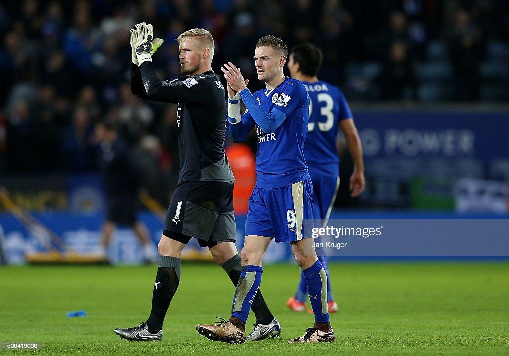 Leicester City v Stoke City - Premier League : News Photo