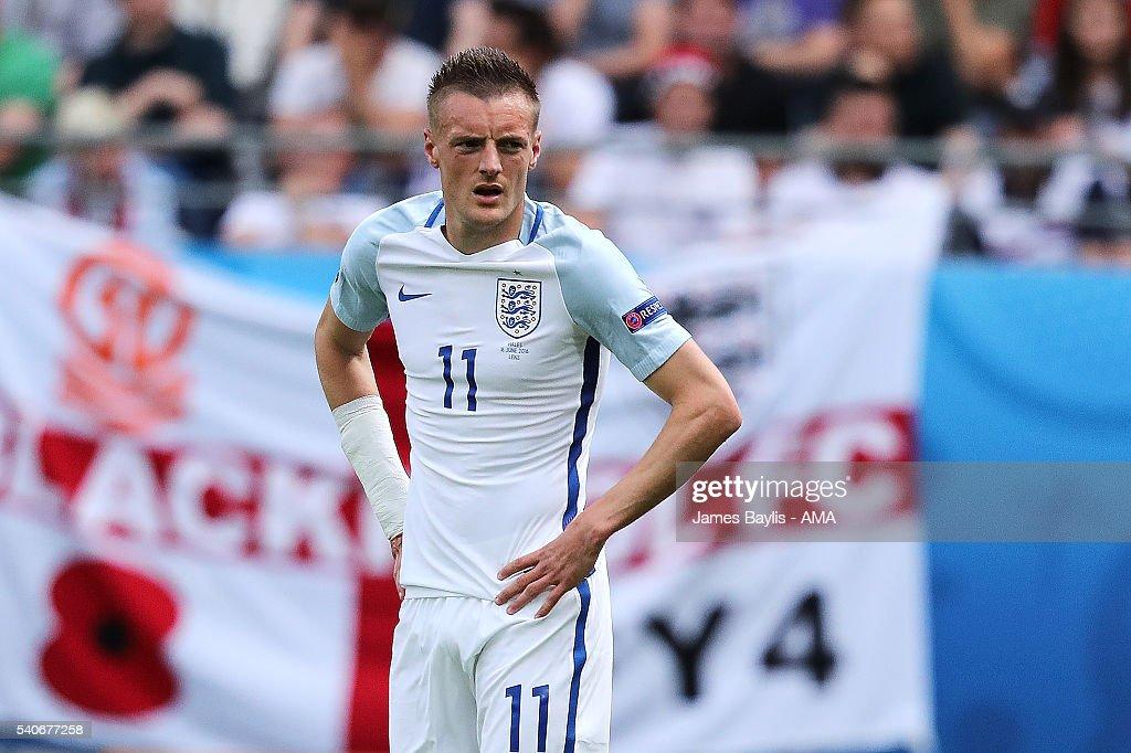 England v Wales - Group B: UEFA Euro 2016 : News Photo