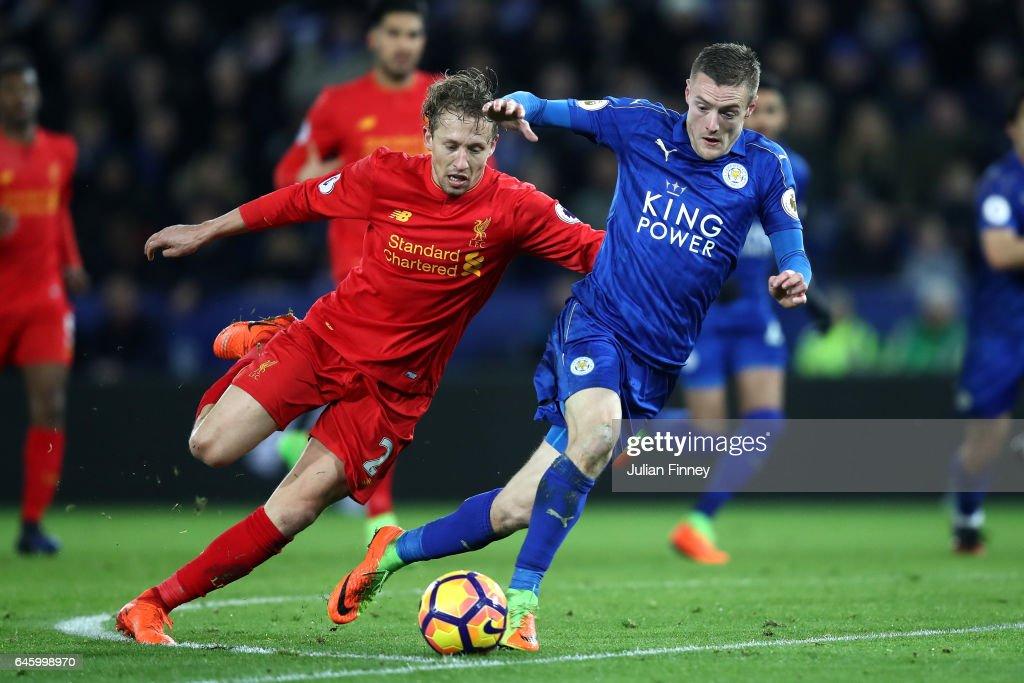 Leicester City v Liverpool - Premier League : ニュース写真