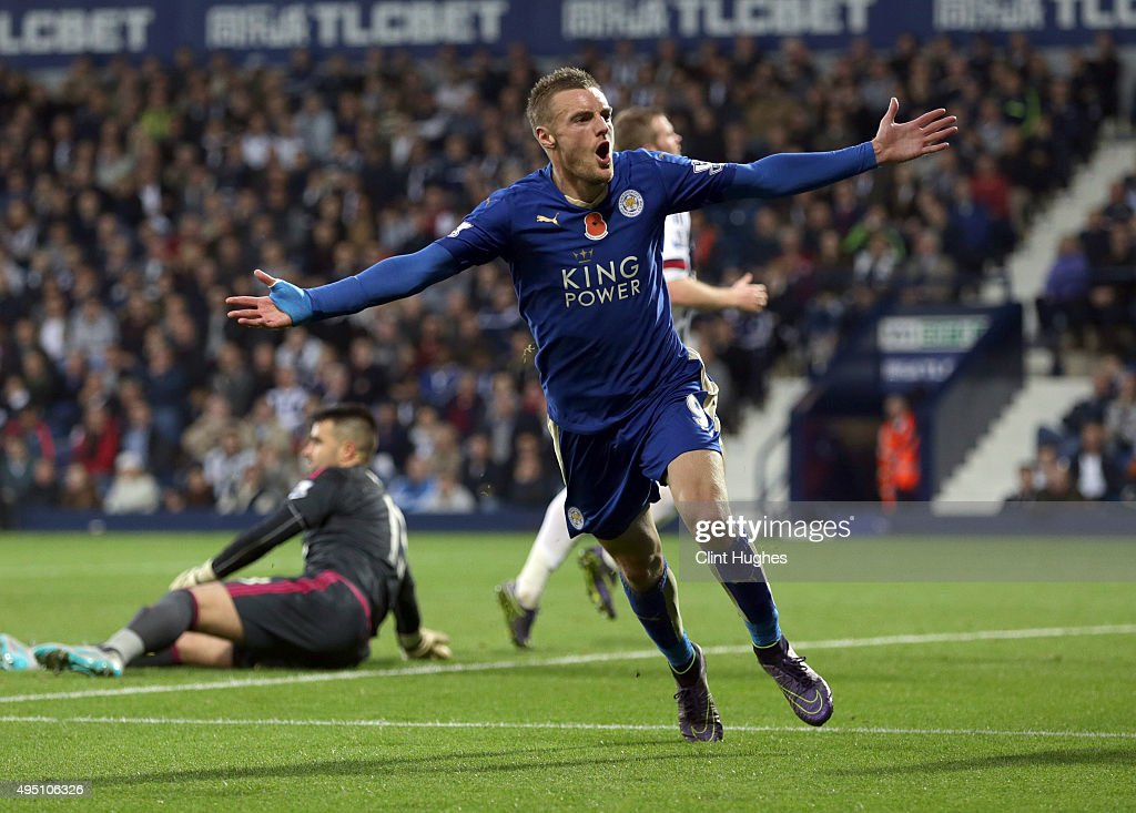 West Bromwich Albion v Leicester City - Barclays Premier League : News Photo