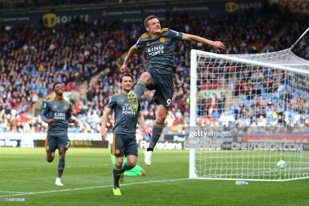 GBR: Huddersfield Town v Leicester City - Premier League