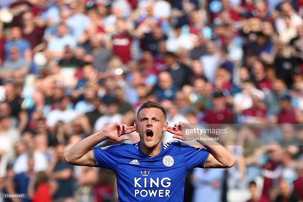 GBR: West Ham United v Leicester City - Premier League