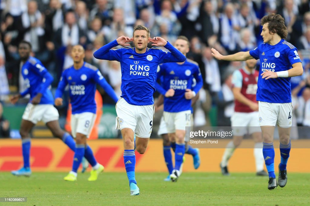 Leicester City v Burnley FC - Premier League : News Photo
