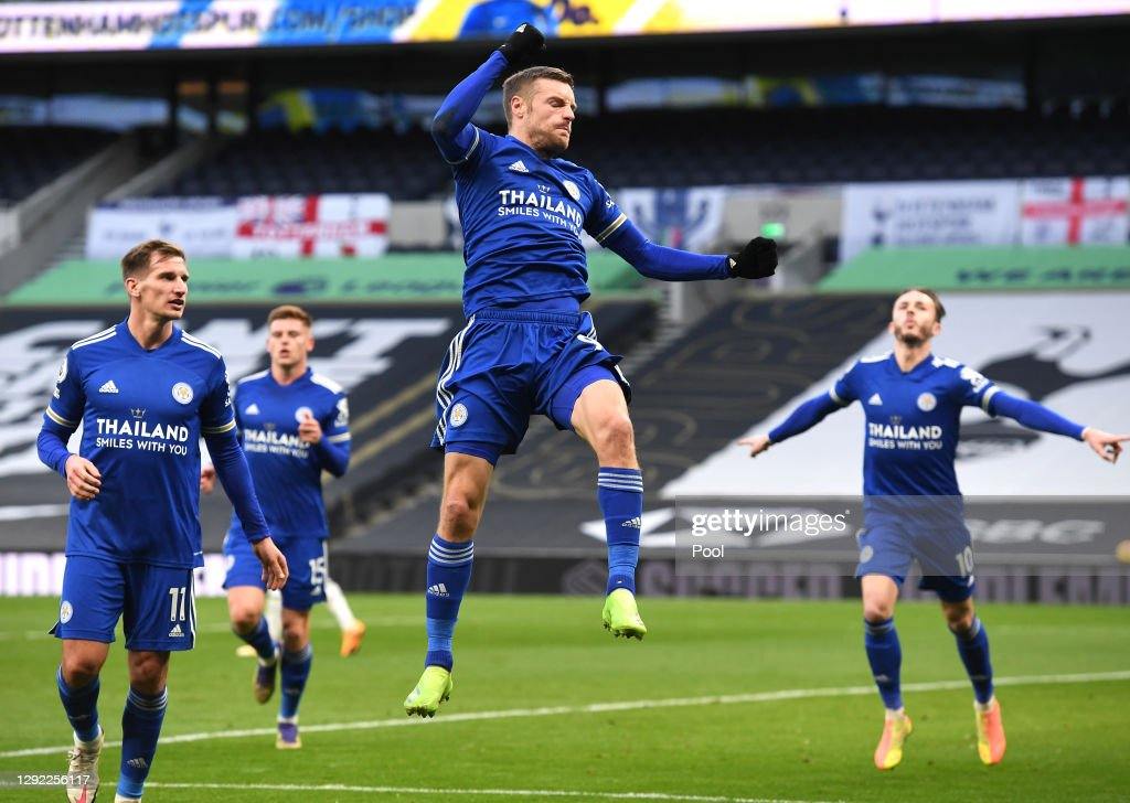 Tottenham Hotspur v Leicester City - Premier League : News Photo