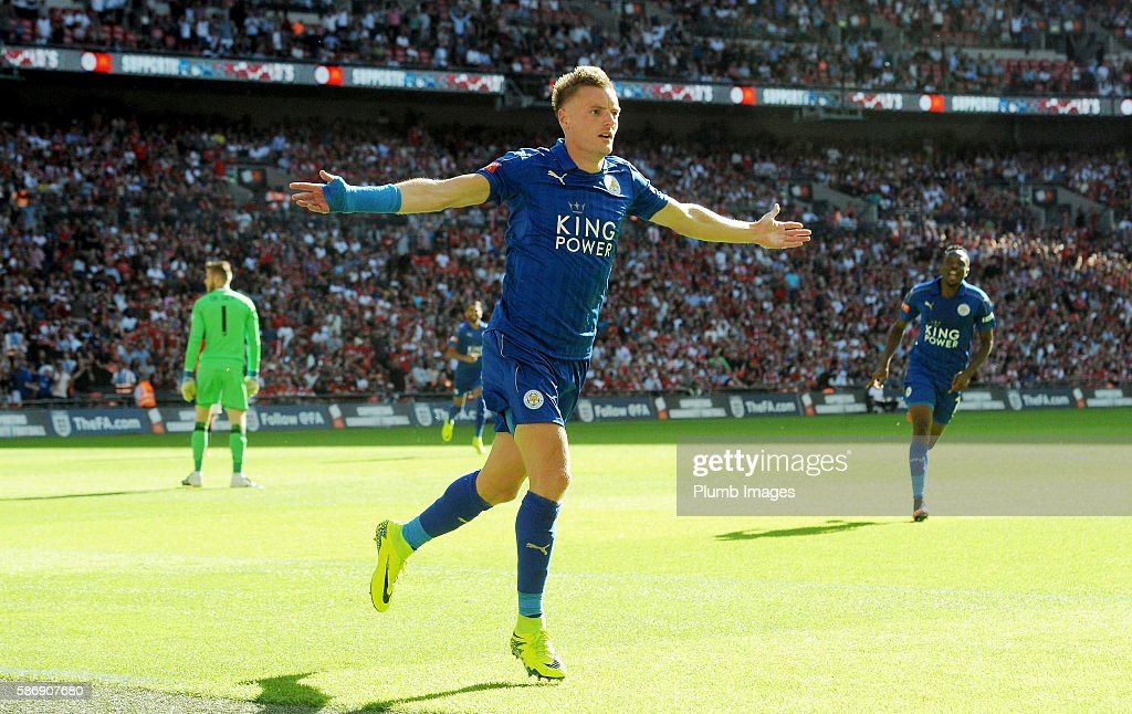 Leicester City v Manchester United - The FA Community Shield : News Photo