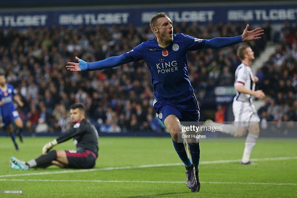 West Bromwich Albion v Leicester City - Premier League : News Photo
