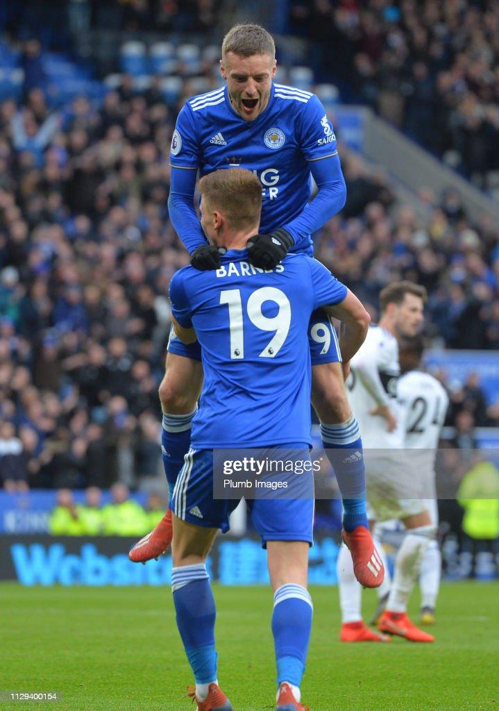 Leicester City v Fulham FC - Premier League : News Photo