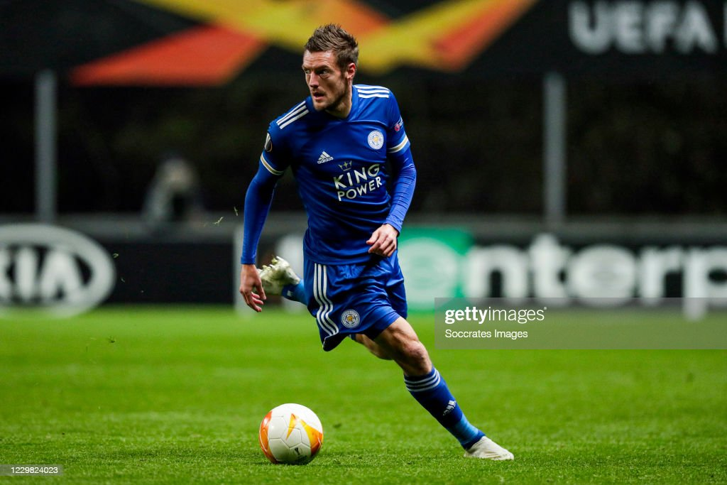 Sporting Braga v Leicester City - UEFA Europa League : News Photo