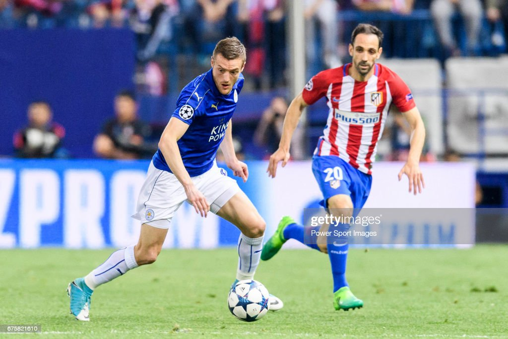 2016-17 UEFA Champions League - Atletico de Madrid vs Leicester City : ニュース写真
