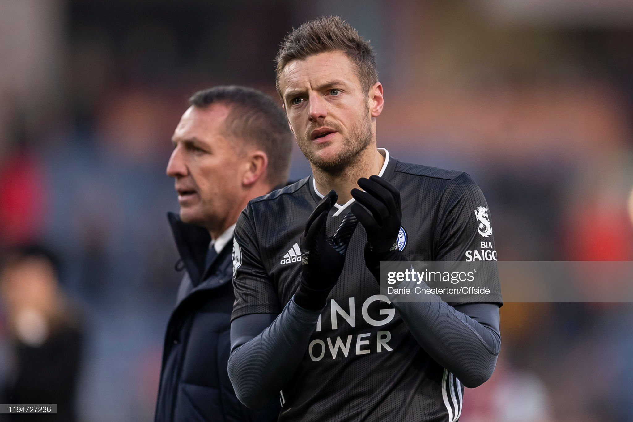 Burnley FC v Leicester City - Premier League : News Photo