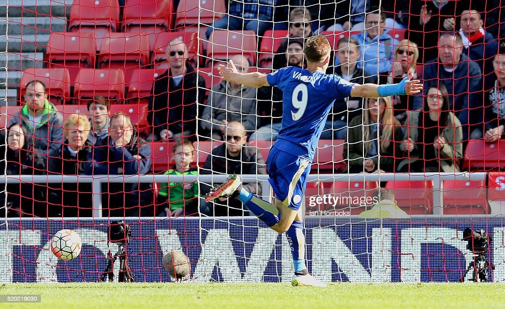 Sunderland v Leicester - Premier League : News Photo