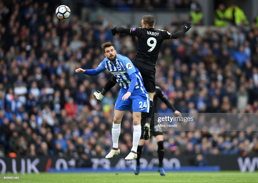 Brighton and Hove Albion v Leicester City - Premier League : News Photo